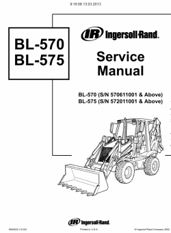 Bobcat 751 Parts Diagram